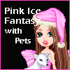 Pink Ice Fantasy Dressup With Pets